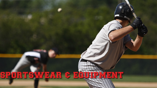 Sports Wear & Equipment